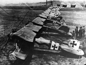 avionesI-guerra-mundíal