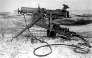 metralletaI-guerra-mundíal