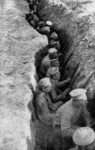 trinchera-rusaI-guerra-mundíal