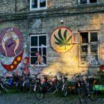 Christiania la Ciudad autoproclamaba independiente