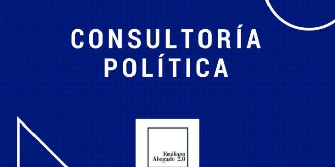 Consultoría Política online, marketing político, communy manager