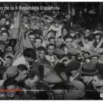 Video inédito del Fin de la Monarquía e Inicio de la República Española