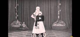 Conchita Piquer 1923 La primera película española cantado