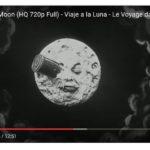 Película Viaje a la Luna 1902