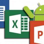 Utilizar Microsoft Word y Powerpoint en Android