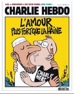 El humor como arma, «No vas a tener casa en la Puta Vida», CharlieHebdo, YoMango»