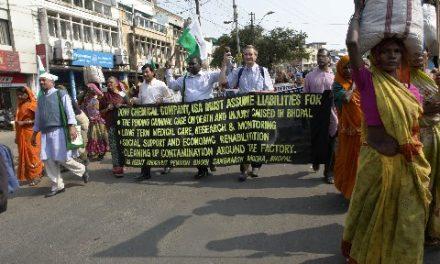 Video Documental: Bhopal, la Tragedía olvidada.
