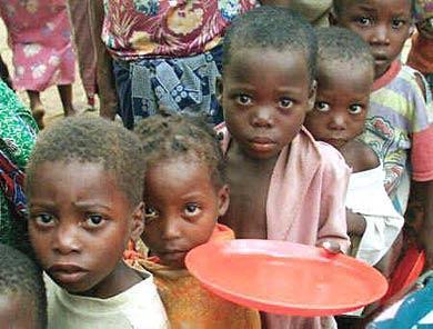 Fotos de desnutrición. Guerras y hambre (Aviso: son duras)
