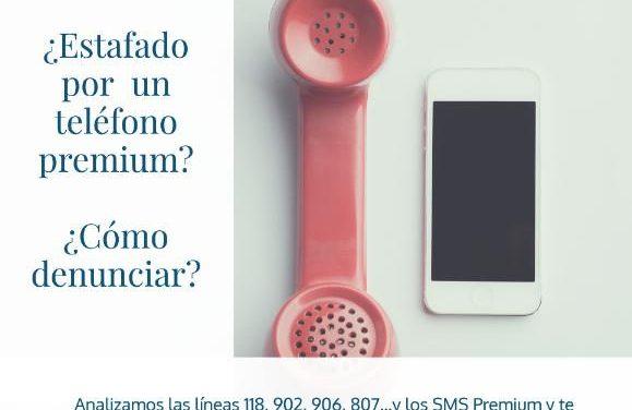 Tips consumidores: Teléfonos  118,902,906,807. Cómo denunciar.