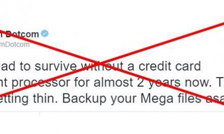 ¿El Fin de Mega Cloud? MEGA no cierra