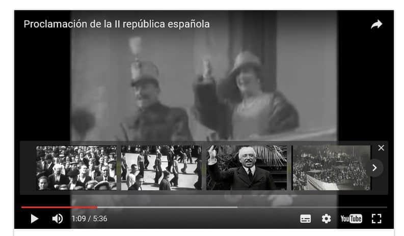 Vídeo: Fin de la Monarquía e Inicio de la República Española